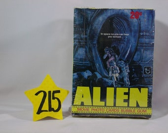 1979 Topps Alien Card packs -Original issue