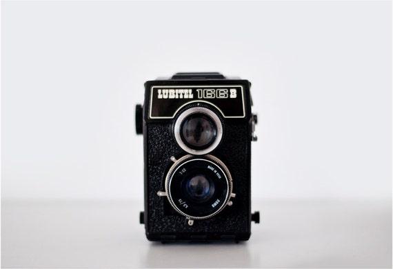 BOGO SALE///Vintage Medium Format Camera - Lubitel 166B