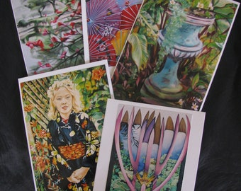 The Collectors' Art Cards Pack