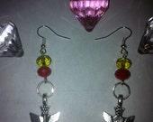 Florida State Seminole Earrings GO NOLES