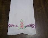 Vintage Ebroidered Towel