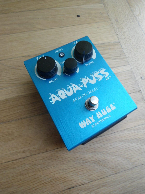 way huge aqua puss manual