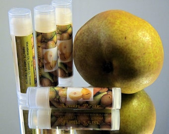 Natural Lip Balm | Natural Chapstick | Chapstick Favors | Lip Balm Favors | Party Favors | Wedding Favors | Birthday Favors | Spa Gift Idea