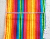 Rainbow Snack/Sandwich Bag
