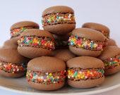 Mini Macarons for Nicole