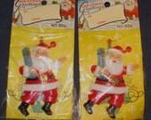 Santa Christmas Decorations - MIP