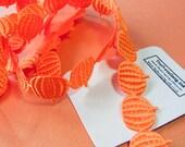 Halloween Pumpkin Cut Out Ribbon - 3 metre (3.28 yards)