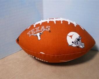 Miniature Texas Longhorns Football