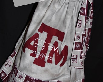 Texas A & M (Aggie) Dress