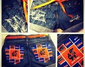 University of Florida Studded Shorts