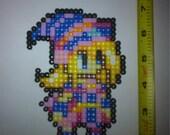 Bead sprite - Dark Magician Girl - Yu-Gi-Oh