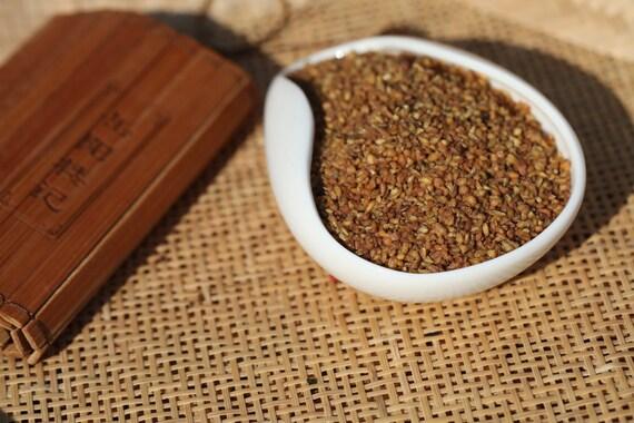 Herbal Infusions - Platinum Label Buckwheat Loose Leaf Tea Premium Level Grade AAAA Net 30 Grams/ 1.1 OZ