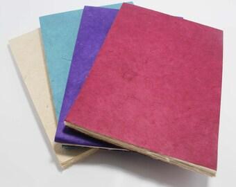 Handmade Note pad Lokta Paper Eco Friendly