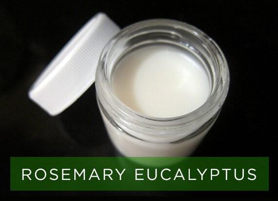 Rosemary Eucalyptus Organic Deodorant