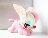 Baby Pink Bambi Plush
