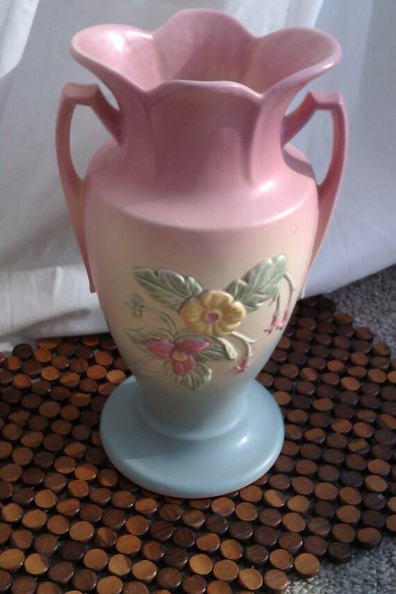 Hull Art Vase Large W18