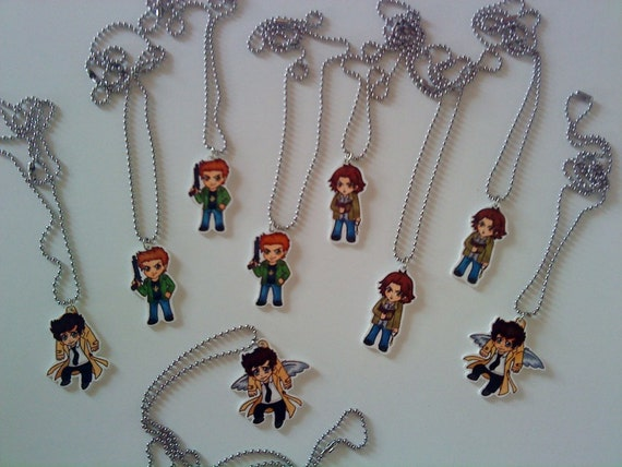 Supernatural Necklaces