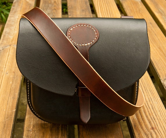 Leather Possibles Hunting Bag