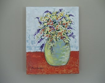 Orange Delight - a study of flowers.