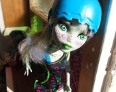 OOAK Frankie Monster High Doll