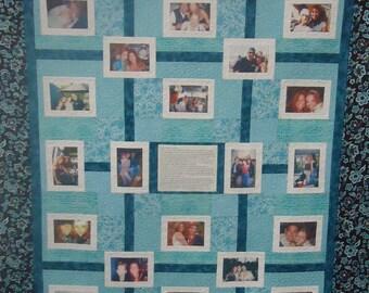 Photo Quilts- Custom