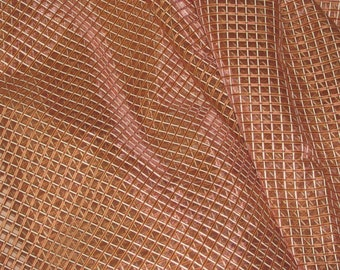 Sheer Copper Fabric 8ft x 52in
