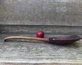 Antique Swedish Wooden Spoon