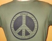 Men's Bamboo Peace T-Shirt