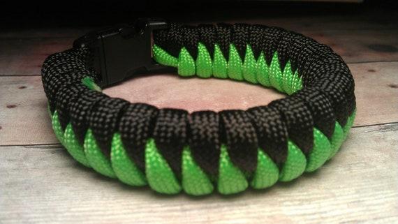 Paracord Survival Bracelet Sawtooth Weave 550 Type III