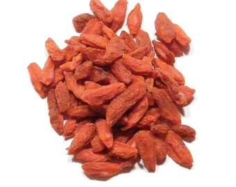 Goji Berries-Unique Addition to Herbal Tea- Traditional Chinese Tonic - 1lb