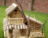 Handmade Bird Boxes- Cottage