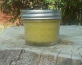 4 oz of natural hand creme