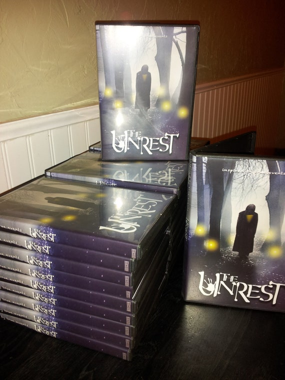 The Unrest DVD