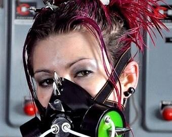 Cydonia Cyber Gas Mask