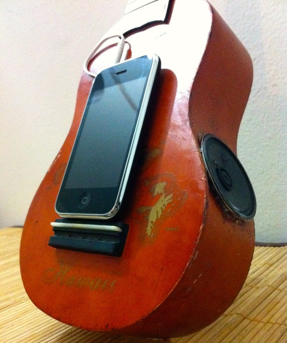 Portable Music Player - Ukelele