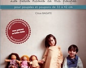 French book sewing clothing for dolls waldorf inspired