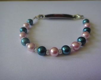 Caroline medical bracelet