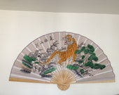 Chinese Tiger Fan