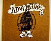 "Handmade CD ""Adventure the Great EP"""