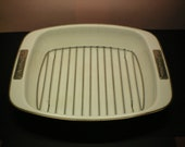 """Over-sized - 16.5"""" Kitchenaid Roasting Pan with Rack - Red / Terra Cotta  - Steel with Porcelain Enamel"""