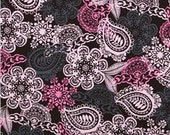 Fabric by the Yard - Michael Miller Frieda Frill Berry