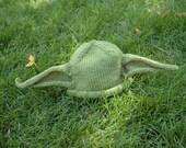 Green Sci-Fi Hat