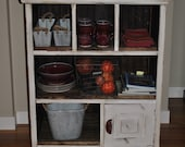 Reclaimed Kitchen Cabinet or Island