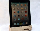 Spalted Maple iPad docks - Private Listing for Katie Erno