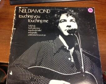 Neil Diamond - Touching You Touching Me - Vinyl LP Record