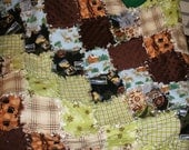 Bear Claws Cabin Quilt