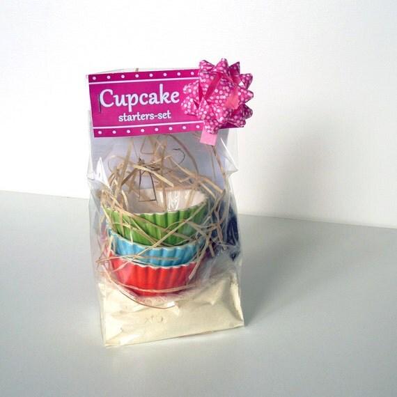 Ceramic cupcake mold, reuse cupcake mould, trendy cupcake