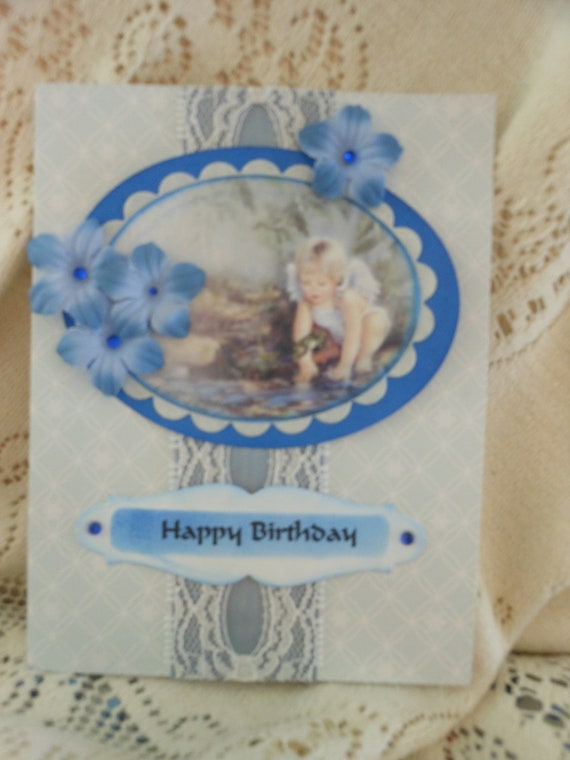 Clearance - Birthday Blessings (204)