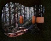 Redwood Forest -- Falco GRT Custom Guitar