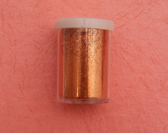 Bronze Glitter  powder , 15 gr